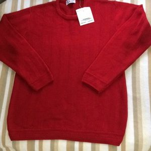 Boca Classics Men's sweater size XL New With Tags
